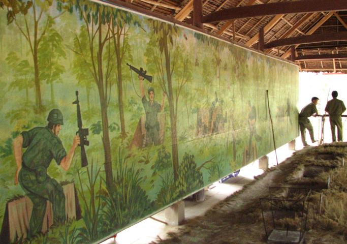 Туннели Ку Чи