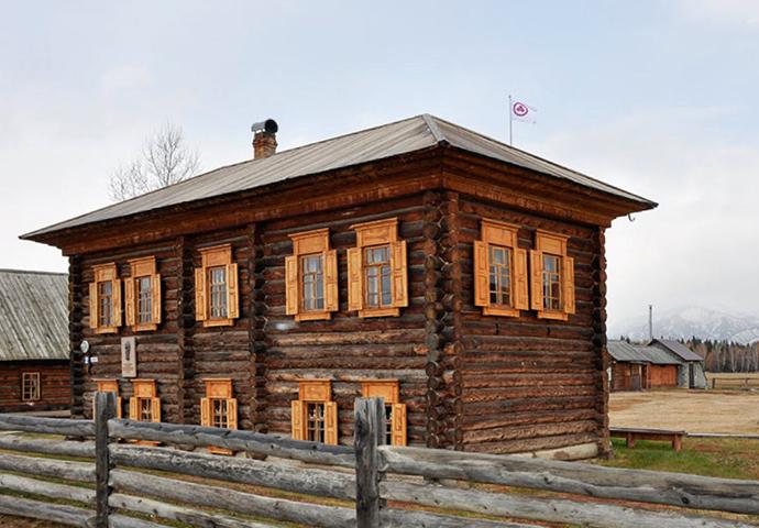 Дом-музей Н. К. Рериха