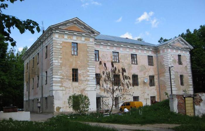 Дворец Грохольского