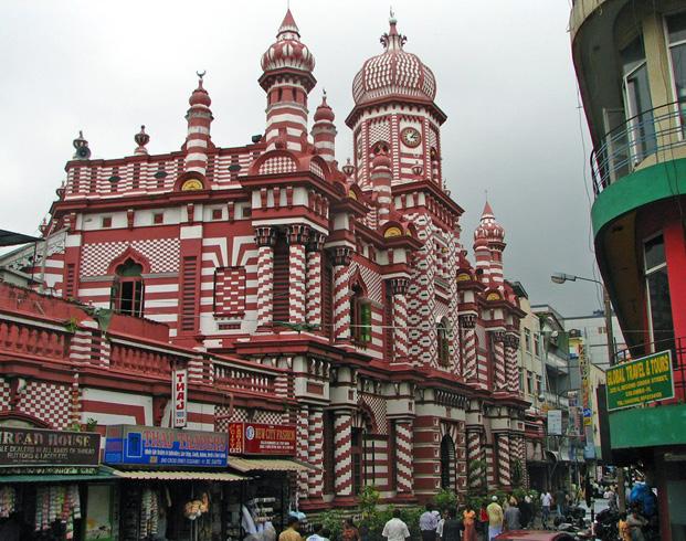 Мечеть Джамуль-Альфар