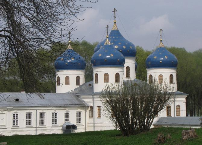 Юрьев монастырь