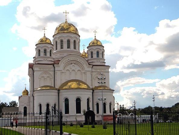 Успенский Николаевский мужской монастырь