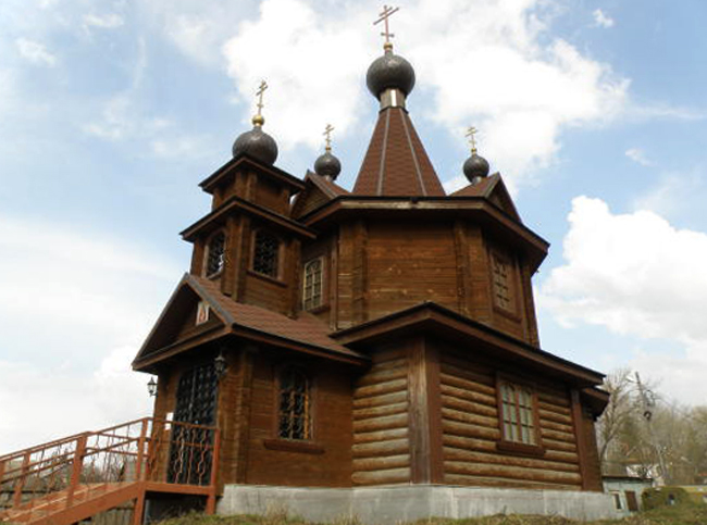 Церковь Варвары Великомученицы