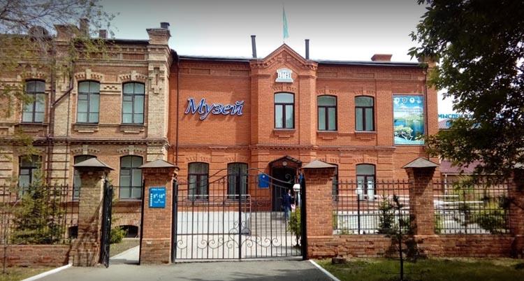 Акмолинский областной историко-краеведческий музей