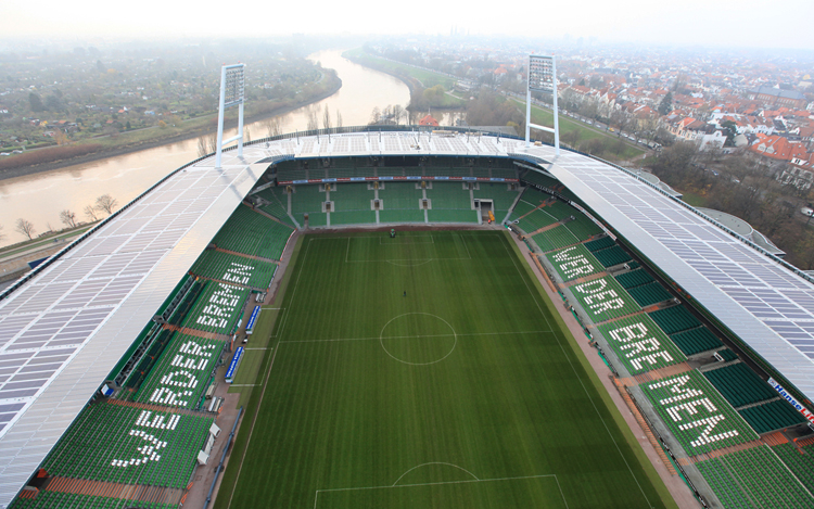 Стадион Везер