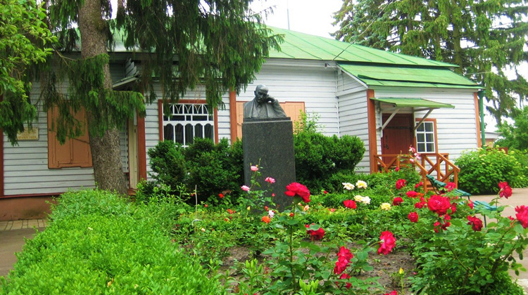 Усадьба-музей М.М. Коцюбинского