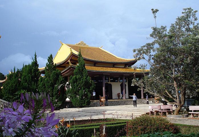 Пагода Тхиен Виен