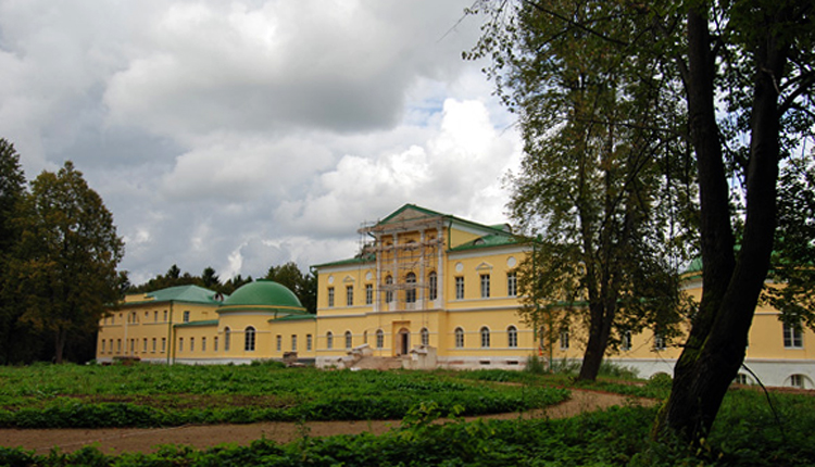 Усадьба Степановское – Волосово