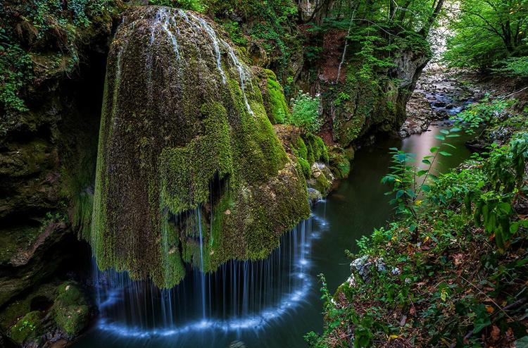 Водопад Бигар