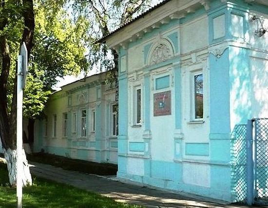 Дом Воюцкого