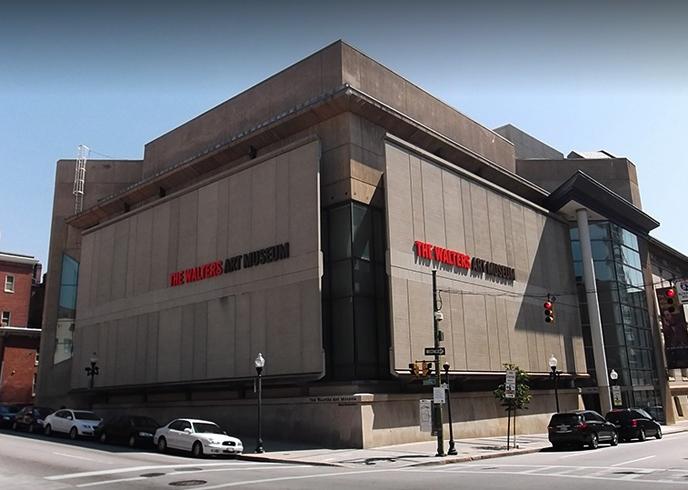 Художественный музей Уолтерс
