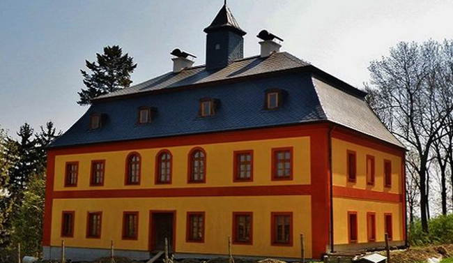 Замок Тетелице
