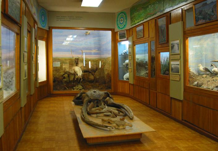 Воркутинский краеведческий музей