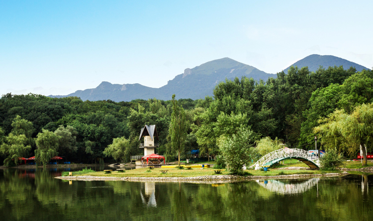 Железноводское озеро