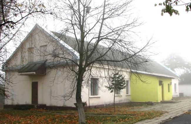 Дворцово-парковый комплекс графов Пшездецких
