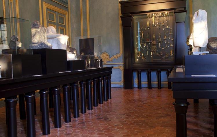 Внутри музея Кальве