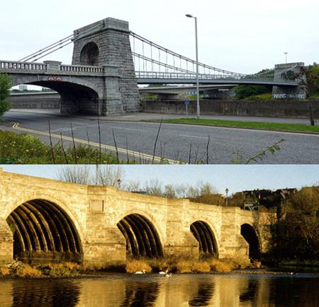 Мосты Абердина