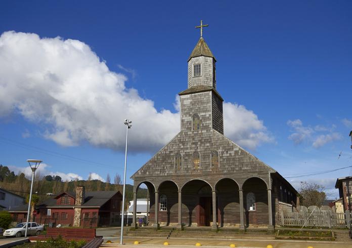 Церковь Санта-Мария-де-Лорето
