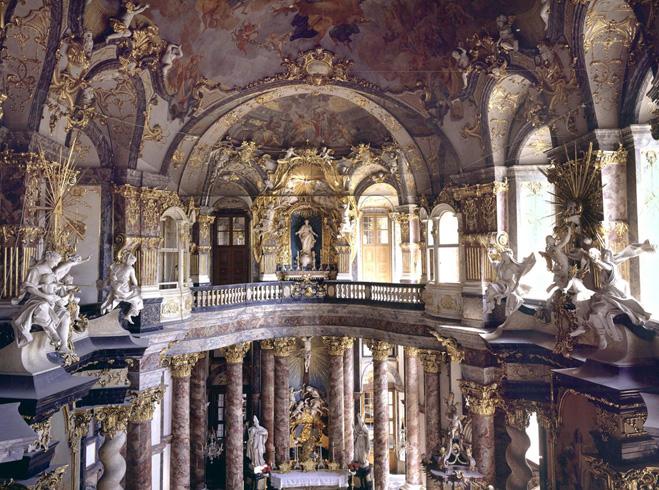 Придворная церковь Хофкирхе