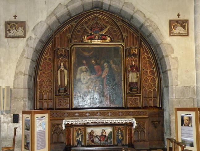 Внутри собора Святого Петра