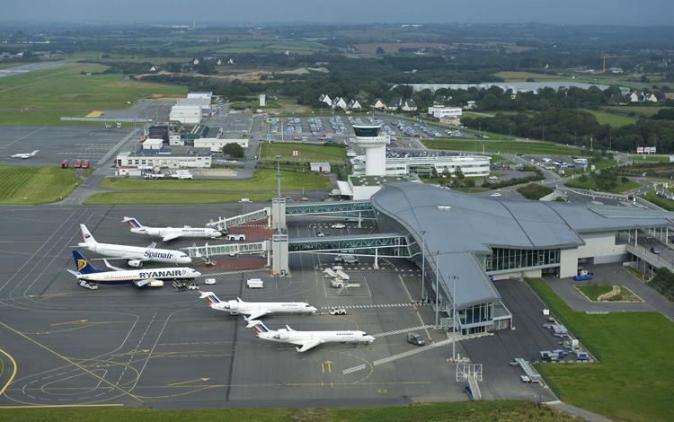 Аэропорт Guipavas