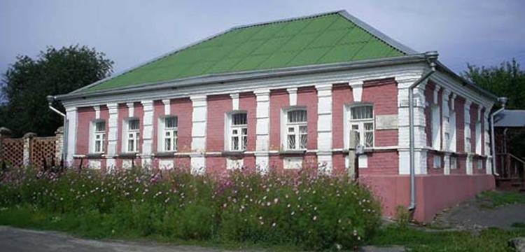 Дом-музей Н.Н. Асеева