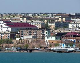 Город Балхаш