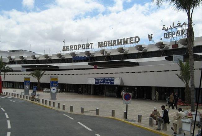 Аэропорт Мухаммеда Пятого