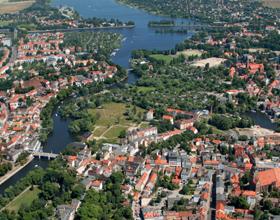 Достопримечательности Бранденбурга