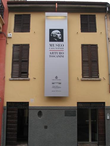 Casa Natale di Toscanini