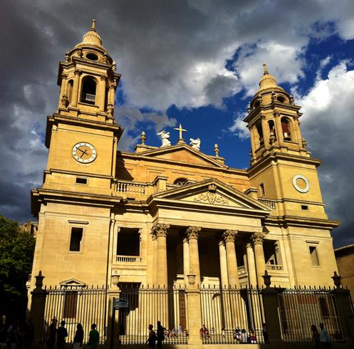 Собор Санта-Мария ла Реал