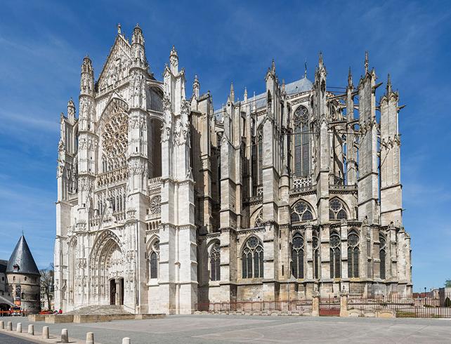Кафедральный собор Сен-Пьер