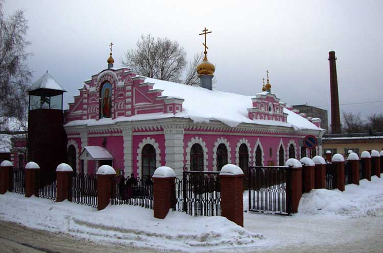 Храм Святого Архистратига Божия Михаила