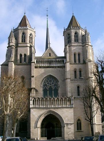 Собор Святого Венигна