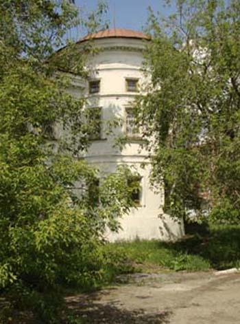 Дом заводоуправителя