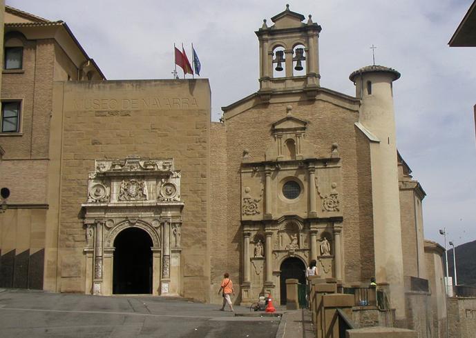Музей Наварры