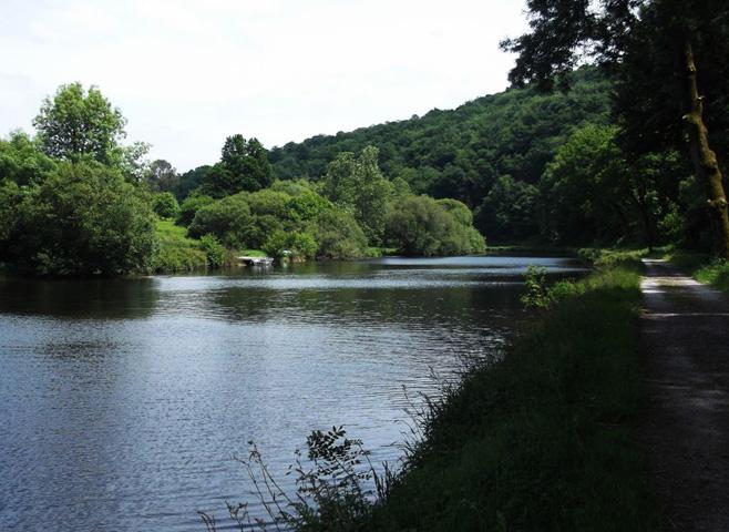 Река Blavet