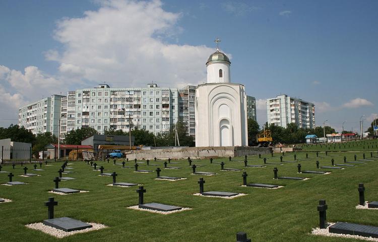 Бендерское военное кладбище