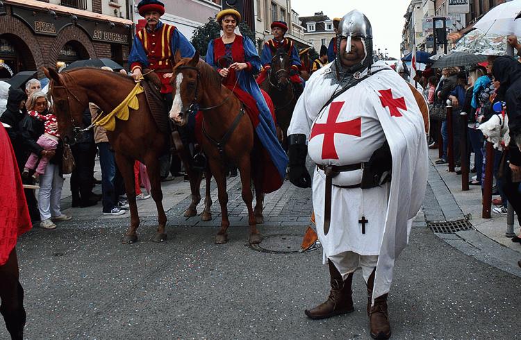 Карнавал, посвященный Жанне-Ашетт