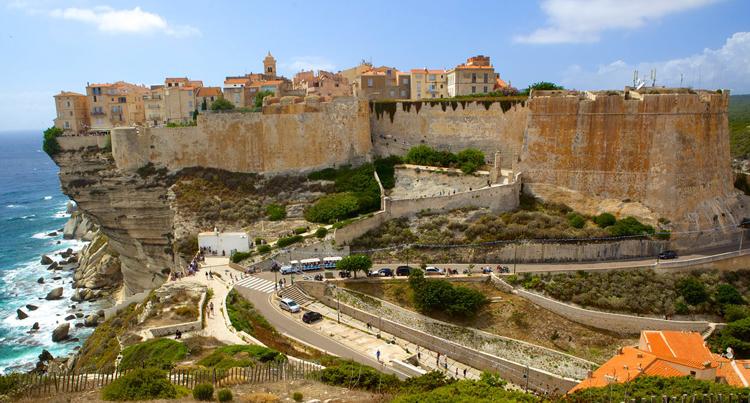 Крепость Бонифачо