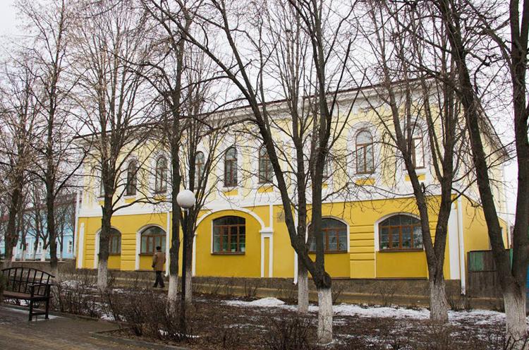 Дом семьи Бокаревых