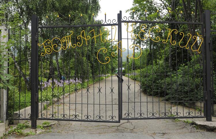 Ботанический сад – институт