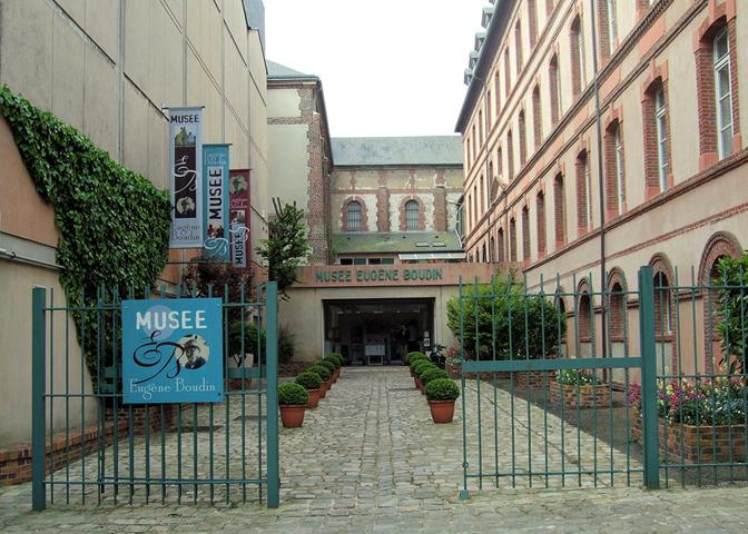Музей Эжена Будена