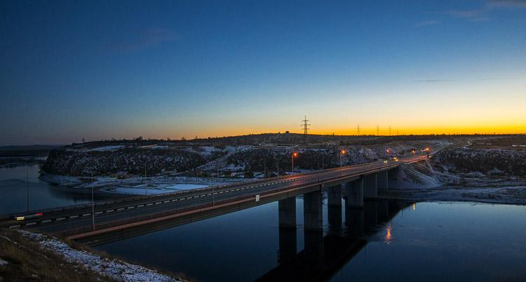 Братский мост