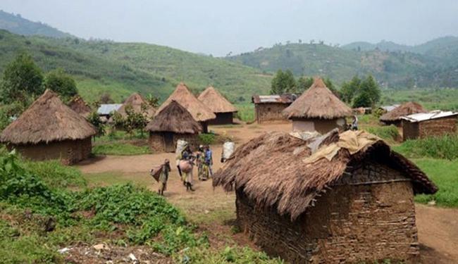 Деревня Буя