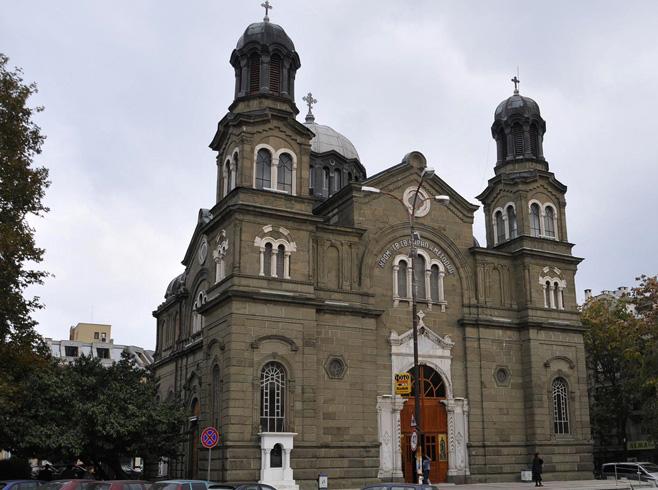 Кафедральный храм Святого Кирилла и Святого Мефодия