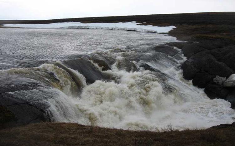Водопад Буредан