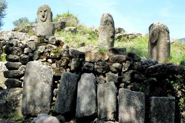 Фелитоса – музей каменных воинов