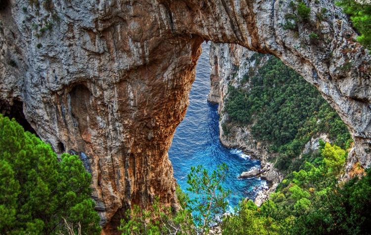 Природная арка
