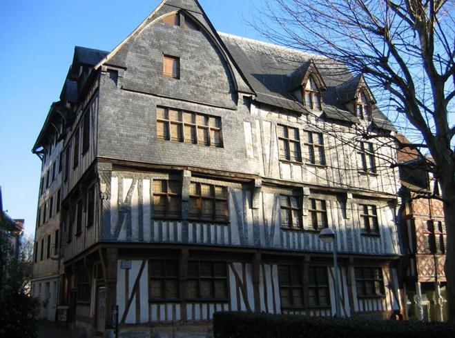 Дом Пьера Корнеля